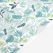 Ткань 50*55см  Dailylike - In the tropics leaf